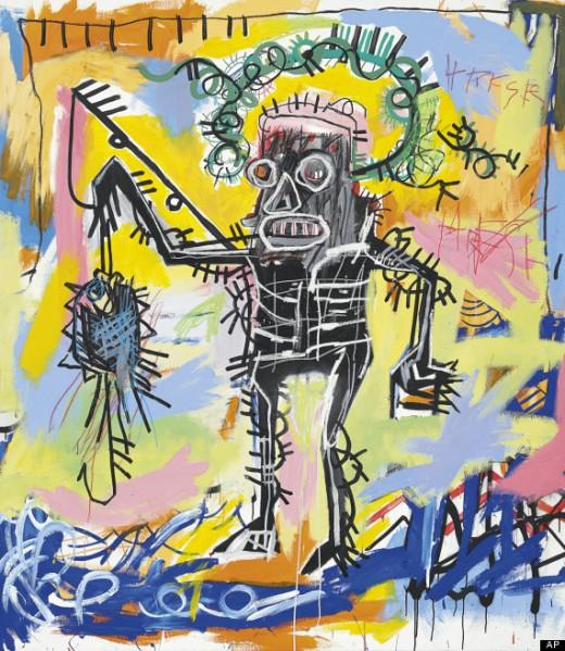 Basquiat-Auction