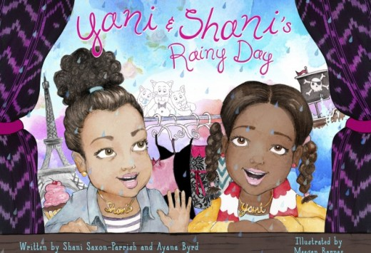 Kid Book Alert: Yani & Shani's Rainy Day