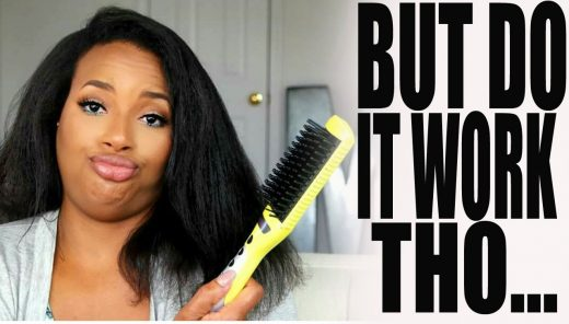 Electronic Hair Brush Review