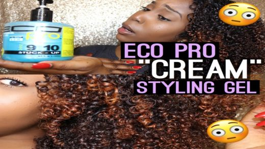 Product Review by HappyCurlHappyGirl (Eco Pro Cream)